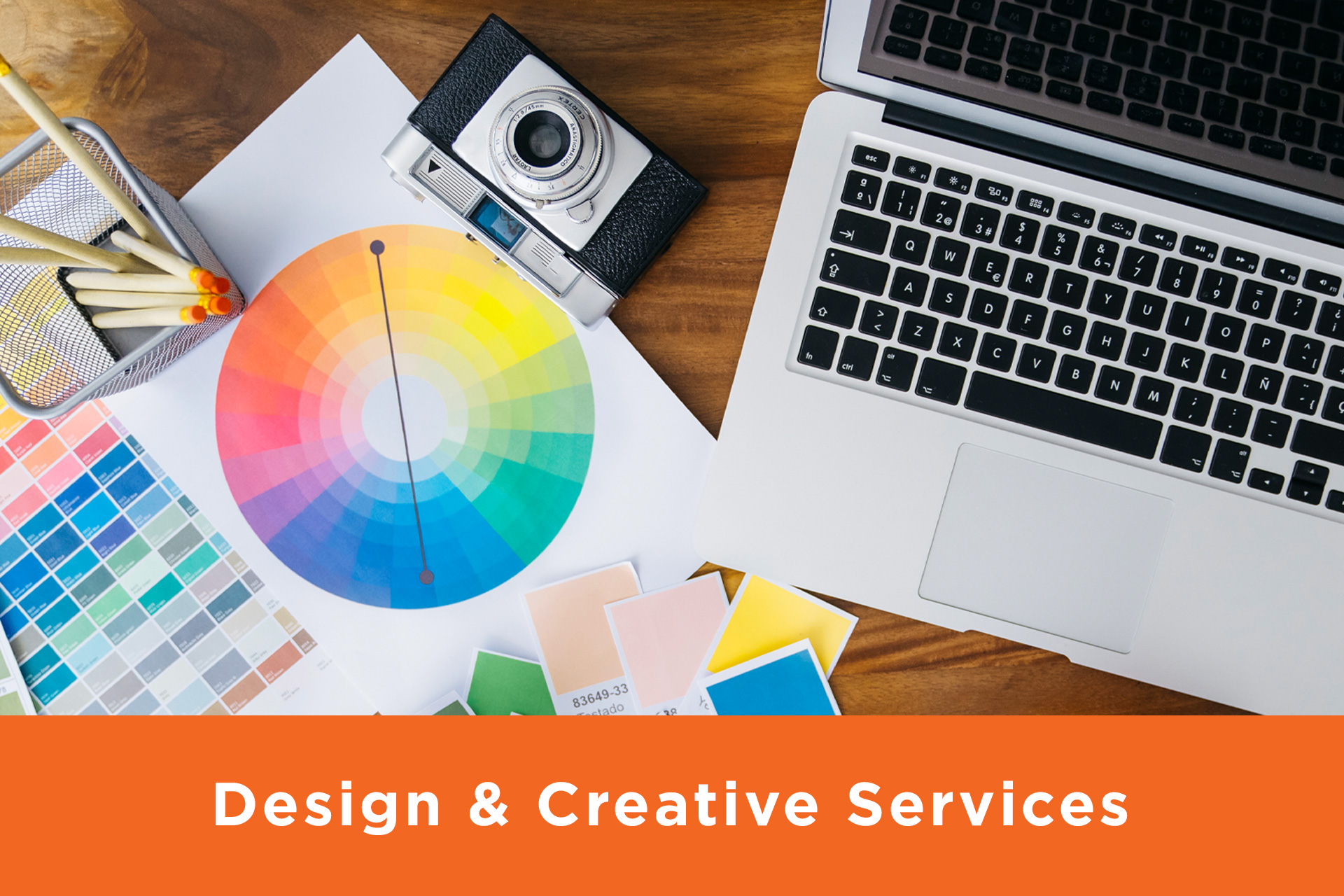 Design & Creative Services Thumbnail